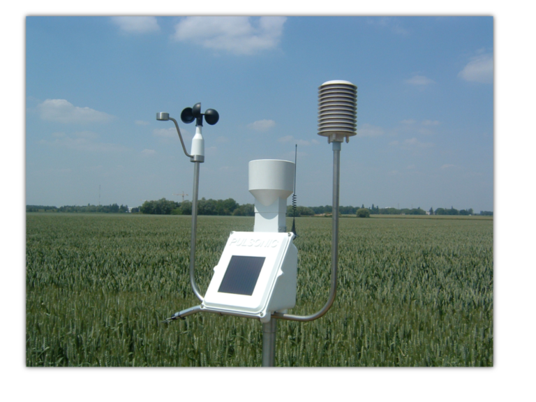 Automatic Agro-Met Weather Station