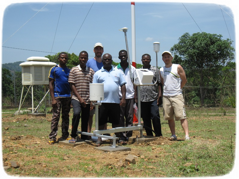 AUTOMATIC WEATHER STATION SYNOPTIC AWS PULSONIC AFRICA